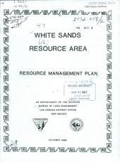 White Sands Resource Area
