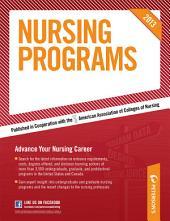 Nursing Programs 2013: Edition 18