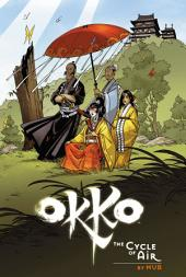 Okko Vol. 3: The Cycle of Earth OGN: Volume 3