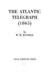The Atlantic Telegraph (1865)