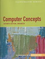 Computer Concepts Illustrated  Introductory  Enhanced Edition  7th PDF