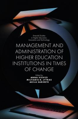 Management and Administration of Higher Education Institutions in Times of Change PDF