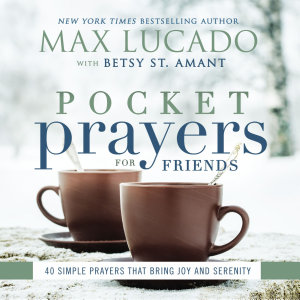 Pocket Prayers for Friends Book