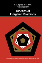 Kinetics of Inorganic Reactions: The Commonwealth and International Library: Chemistry Division