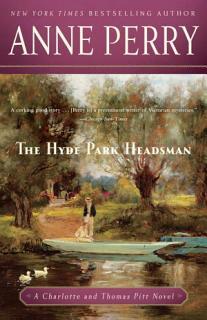The Hyde Park Headsman Book