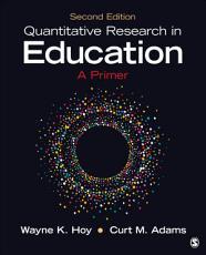 Quantitative Research in Education PDF