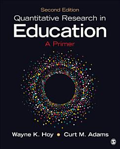 Quantitative Research in Education PDF