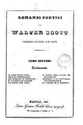 Romanzi storici di Walter Scott versioni diverse con note: Il lord delle isole. 7