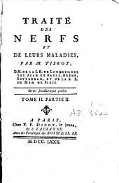 Traité des nerfs et de leurs maladies...