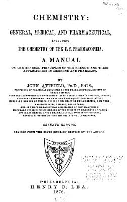 Chemistry  General  Medical  and Pharmaceutical PDF