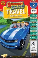 Summer Splash Travel Activity Book, Grade 2