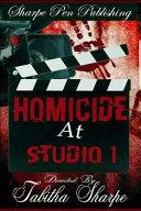 Download Homicide at Studio 1 Book