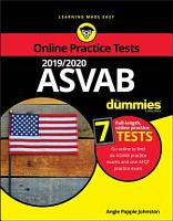 2019   2020 ASVAB For Dummies with Online Practice PDF