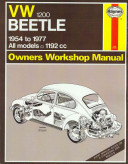 VW Beetle 1200 Owner's Workshop Manual