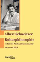 Kulturphilosophie PDF