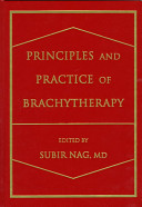 Principles and Practice of Brachytherapy PDF
