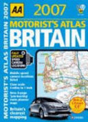 AA Motorist's Atlas Britain, 2007