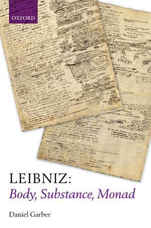 Leibniz  Body  Substance  Monad PDF