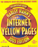 Harley Hahn s Internet Yellow Pages PDF