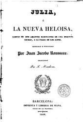Julia, ó La nueva Heloisa