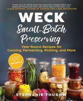 WECK Small Batch Preserving PDF