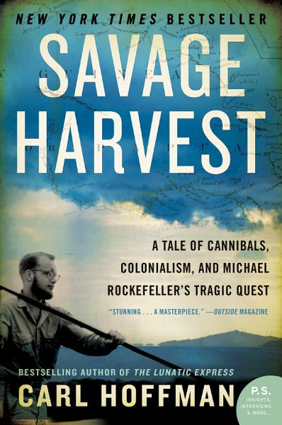 Download Savage Harvest Book