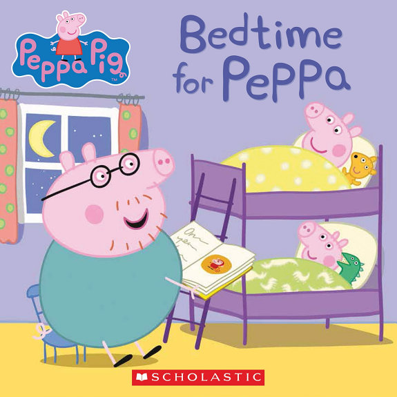 Bedtime for Peppa  Peppa Pig  PDF
