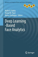 Deep Learning-Based Face Analytics