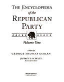The Encyclopedia of the Republican Party  The encyclopedia of the Republican Party PDF