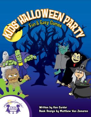 Kids Halloween Party PDF