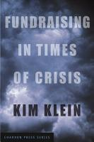 Fundraising in Times of Crisis PDF