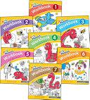 Jolly Phonics Workbooks 1 7