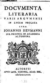 Documenta literaria