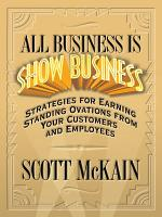 ALL Business is Show Business PDF