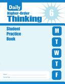 Daily Higher-Order Thinking, Grade 6 Sb