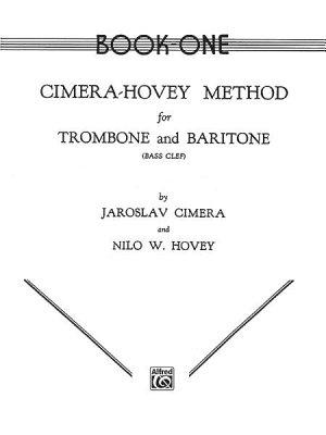 Cimera   Hovey Method for Trombone and Baritone PDF