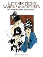Authentic French Fashions of the Twenties PDF