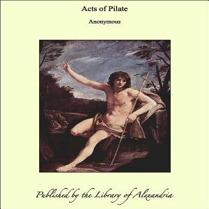 Acts of Pilate