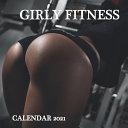 Girly Fitness Calendar 2021
