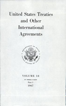 United States Treaties and Other International Agreements PDF