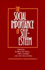 The Social Importance of Self-Esteem