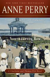 Southampton Row: A Charlotte and Thomas Pitt Novel