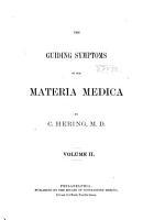 The Guiding Symptoms of Our Materia Medica  Arnica   Bromium PDF
