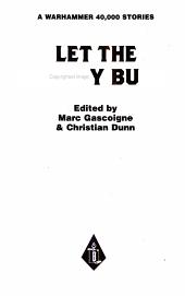 Let the Galaxy Burn PDF