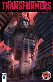 Transformers: Till All Are One #5