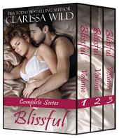 Blissful Volumes 1-3 Boxed Set (New Adult Romance)