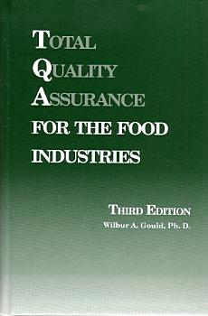 Total Quality Assurance for the Food Industries PDF