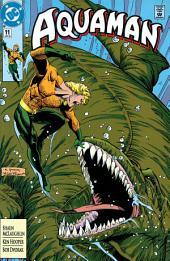 Aquaman (1991-) #11