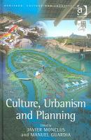 Culture  Urbanism and Planning PDF