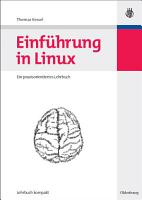 Einf  hrung in Linux PDF